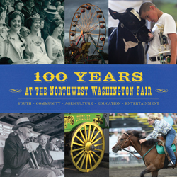 Book Editor for 100 Years at the NW Washington Fair